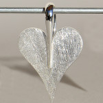 Art.-Nr. Ca-A1279P Silberanhänger Herz, 30x24mm, 59,00€