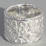 Art.-Nr. Ca- R1553P Silberring | Jungel, 17mm, 104,90€