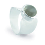 Art.-Nr. co-r27-10-002mg Mondstein grau Cabochon, 79,00€